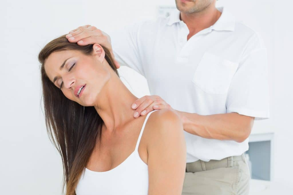 A chiropractor commits stroke malpractice by causing a stroke during a neck manipulation.